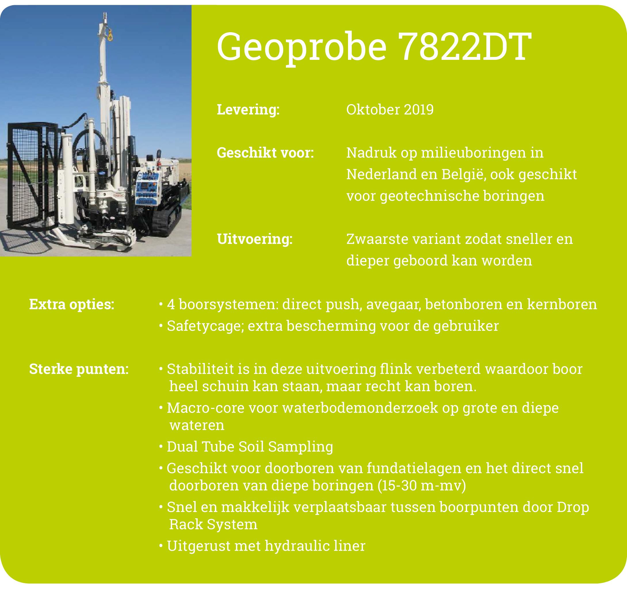 Geoprobe 7822DT